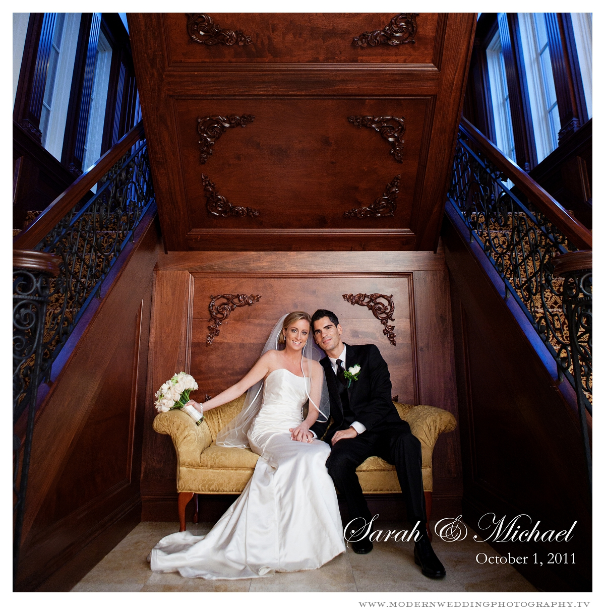 Meghan Mccain Makes You Were At My Wedding Denise A: The Inn At New Hyde Park- Sarah And Michael