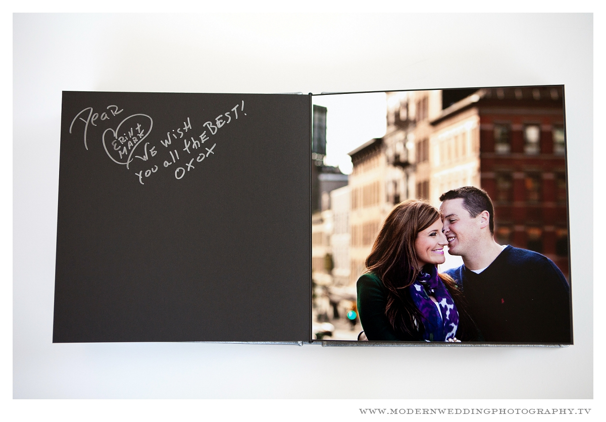 Guest Book Engagement Shoots NYC  Modern Wedding Photography 02.JPG