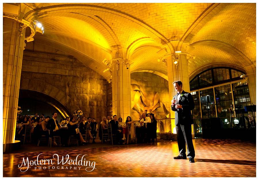 Guastavino's Wedding Bestman Toast.JPG