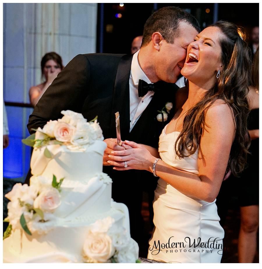 Guastavino's Wedding Cake Cutting.JPG