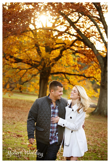 Caitlin and Chris's Perfect Autumn Engagement Shoot